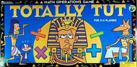 Totally Tut Math Operations Pyramid Game