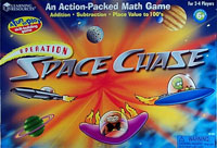 Operation Space Chase (addition/substraction & place value game)