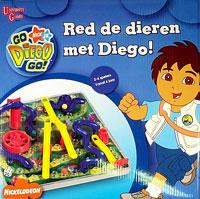 Red de dieren met Diego!
