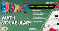 Quizmo? Math Vocabulary