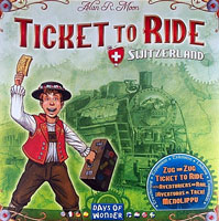 Ticket to Ride: Switzerland