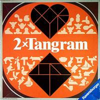 2 x Tangram