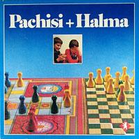 Pachisi + Halma