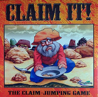 Claim it!: The Claim-Jumping Game