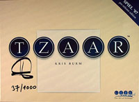 Tzaar (pre-release edition Spiel