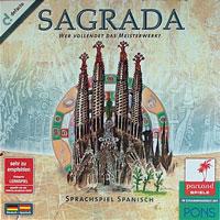Sagrada: Sprachspiel Spanisch