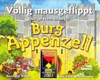 Burg Appenzell: Völlig mausgeflippt