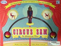 Circus Sam: The Balancing Man