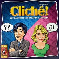 Cliché! (Het partyspel voor mannen & vrouwen)