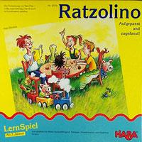 Ratzolino - Aufgepasst und zugefasst!