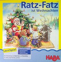 Ratz-Fatz ist Weihnachten