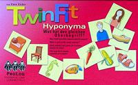 TwinFit Hyponyma (Wat heeft hetzelfde samenvattende begrip?)