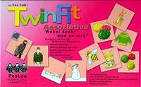 TwinFit Assoziativa (Waaraan denk je bij ...?)