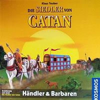 Die Siedler von Catan: Händler & Barbaren
