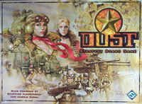 Dust - Strategy Board Game