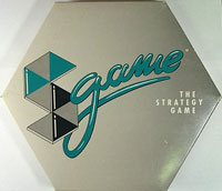 S Game: The Strategy Game