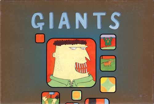 Giants (Verdubbelen en halveren tot 40)