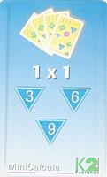 MiniCalcula 1 x 1 - tafels 3, 6 en 9