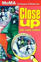 Close Up - Art Card Games (MoMa)