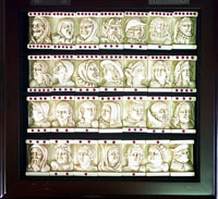 17th Century Dominos
