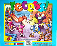 Recess! (A Game of Pain and Loss in a Rough Parochial School)