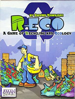 Reco (A Game of Recycling and Ecology)