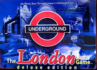 The London Board Game: deluxe edition