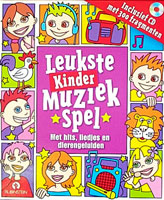 Leukste Kinder Muziek Spel (met hits, liedjes en dierengeluiden)