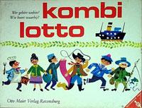 Kombi Lotto - Wie hoort waarbij?