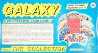 Galaxy: A Co-operative Card Game - plus The Collection