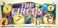 The Circus comes to Town (Circus)