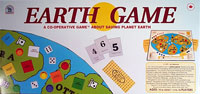 Earth Game - A Co-operative Game about Saving Planet Earth