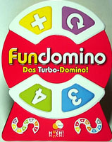 Fundomino: Das Turbo-Domino!