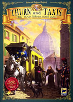 Thurn und Taxis: Alle Wege führen nach Rom