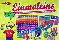 Einmaleins - Das kleine Einmaleins - Rechnen im Zahlenraum bis 100