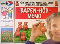 Bären-hör-Memo