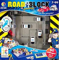 Road Block: Get the Gangster!