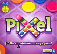 Pixel: The cross-action strategy game!