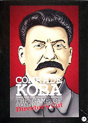 Comrade Koba: The Game of Stalinist Survival Director
