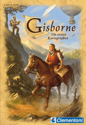 Gisborne - Die ersten Kartographen
