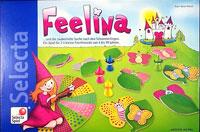 Feelina en de Speurtocht naar de Vlinders