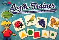 Logik-Trainer - Logische Ketten ergänzen - Was passt nicht in die Reihe?