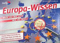 Europa-Wissen - Was ist wo und wo ist was?
