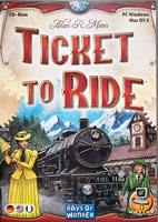 Ticket to Ride: CD-Rom