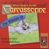 Carcassonne: De Rivier II (mini #4)