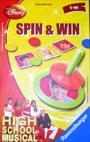 Spin & Win Disney - High School Musical