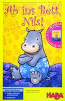 Ab ins Bett, Nils! (Niels wil nog niet slapen!)