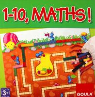 1-10, Maths!