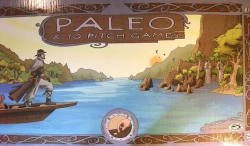 Paleo & 10 Pitch Games