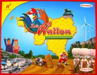 Le Wallon (à la découverte de la Région wallonne)